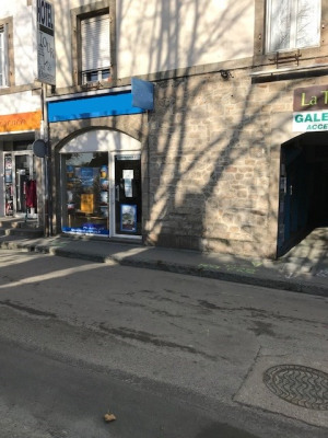 A LOUER Local commercial 53.81 m²