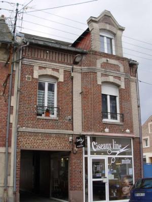 Appartement Saint-quentin - 1 Pièce(s) - 25 M2