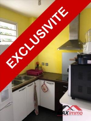 Appartement sainte clotilde - 2 pièce (s) - 39.45 m²