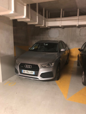 Vente Parking Paris Brochant - 0 m²