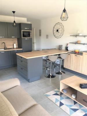 Appartement Villeneuve Loubet 3 pièce (s) 60 m²