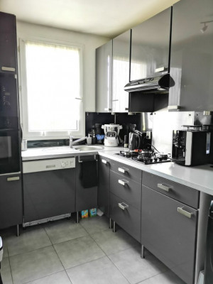 Appartement Saint ouen l aumône - 4 pièces - 73,41 m²