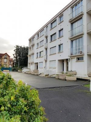 Appartement 3 pièces sans vis à vis