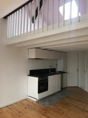 Appartement Nantes 2 pièces duplex - 33.38 m²