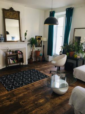 A vendre appartement type 2 51.20 m² secteur marche