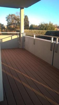 Aucamville/lalande - T4 avec balcon et parking