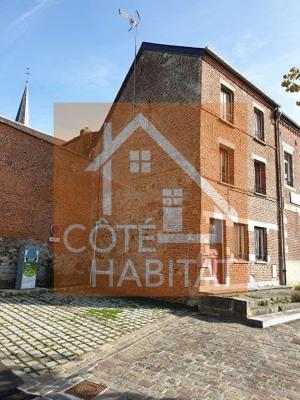 Maison de village maroilles- 4 pièce (s) - 91 m²