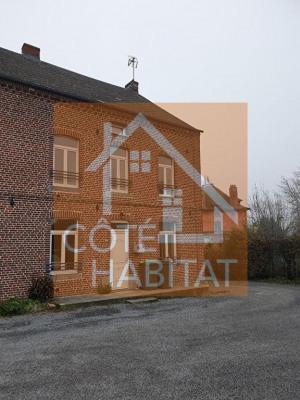 Maison Aulnoye-aymeries 3 pièce (s) 64 m²