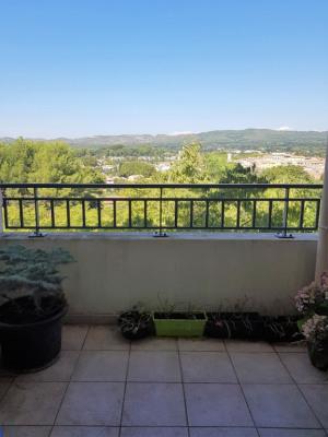 Appartement type 2 d'environ 42,50 m² avec terrasse et garage