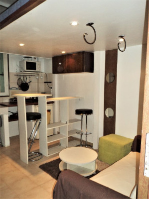 Appartement Nice 1 pièce (s)