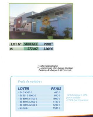 Bureaux Goyave 272 m²