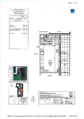 Appartement T2 BETTON