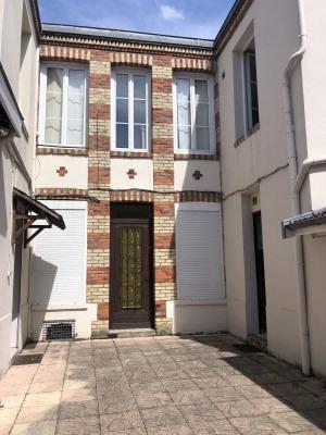 Type 1 rue Grandval Reims