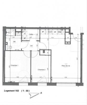 Appartement T3 - Saint Gilles Croix de Vie