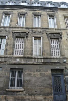 Appartement T4 avec balcon quartier Chartrons