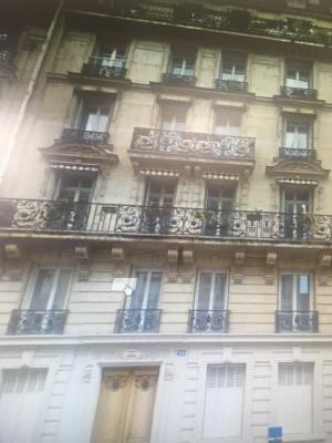 Appartement Paris 1 pièce (s) 21.93 m²