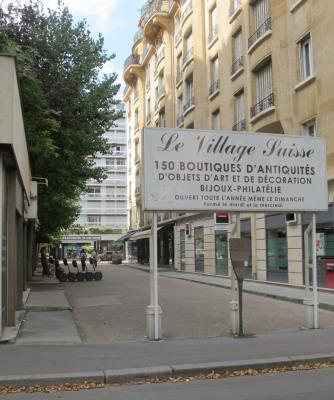 Local Village Suisse 25,15m²