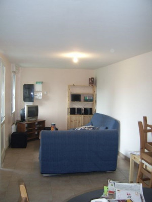 Rental apartment Brasparts (29190)
