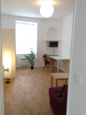 Nice furnished studio close to campus