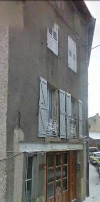 Maison de bourg 100m² à rénover centre bourg avec garage