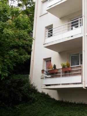 Appartement chateaubourg - 3 pièce (s) - 62 m²