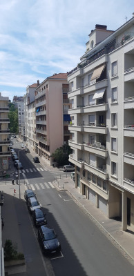 Lyon 6 - Appartement T3 de 68m² + cave - Possibilit