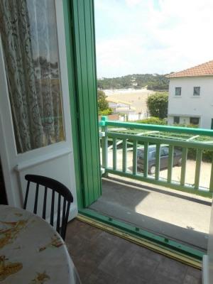 Studio vue mer, proche plage, balcon, parking