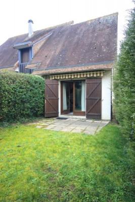 Cottage 3 pp jardin + parking