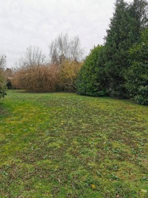 Terrain d'environ 430 m²