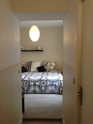 Nicely furnished 2 room flat in city center