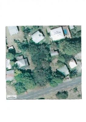 Terrain Saint François 640 m²