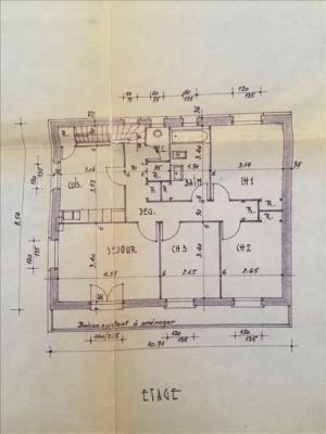 Maison en 2 appartements