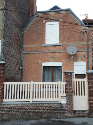 Maison Saint Quentin 3 pièce (s) 56 m²