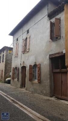 Vente maison / villa Sabarat