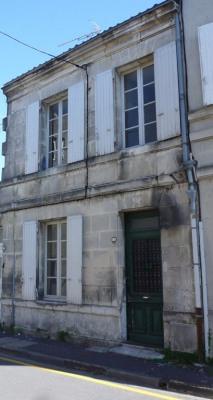 Maison de ville à rénover