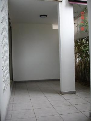 appartement T2 - rez-de-chaussée - cap émeraude