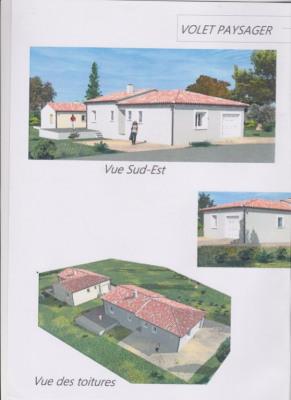 Villa neuve Boisset Et Gaujac 5 pièce (s) 98 m²
