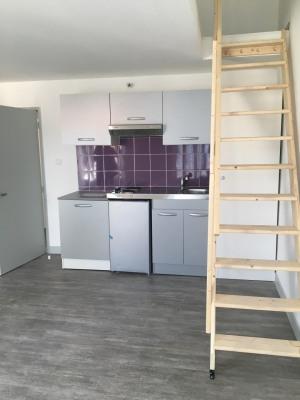 T3 neuf de 35 m² + mezzanine de 20 m²