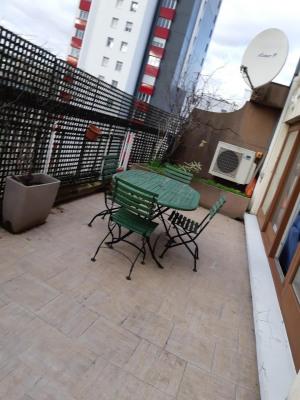 Appartement 5 pièces avec 30 m² terrasse et balcon plein solei