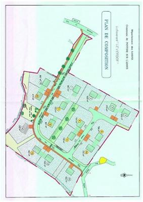 Terrain Pontonx Sur L Adour 720 m²
