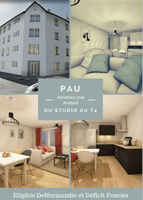 Centre ville de Pau