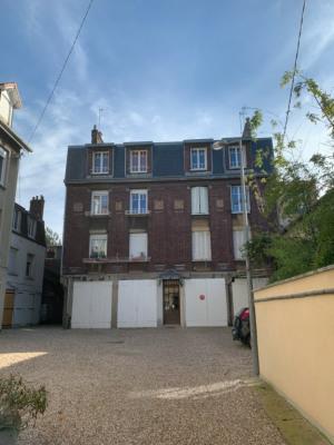 APPARTEMENT T3 AU CALME ET SÉCURISÉ- 55 m² - ROUEN GAUCHE AVEC CAVE ET GRENIER