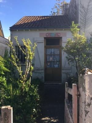 La baule pornichet, maison à rénover