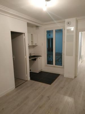 Appartement 2 pièces Jourdain