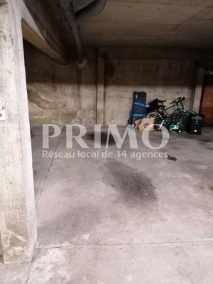 SCEAUX Parking en sous-sol