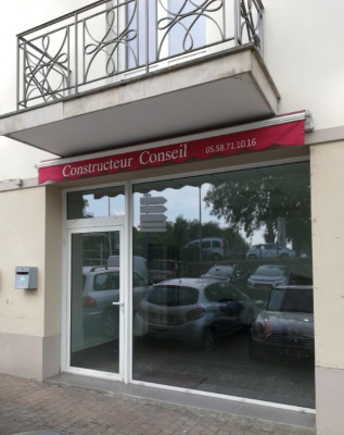 Local commercial 30m²