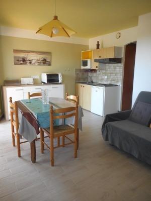 Appartement vue mer St-Palais-sur-mer, 2 pièces. 4 personnes