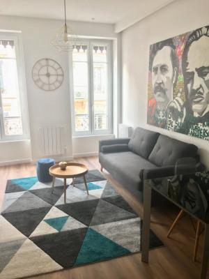 Appartement T2 rénové coeur Lyon 6ème