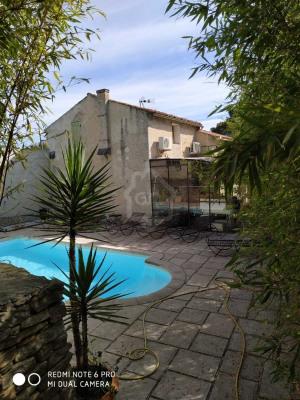 VENTE Maison 5 pièces - 130m² Piscine et terrain 1000m² - LA