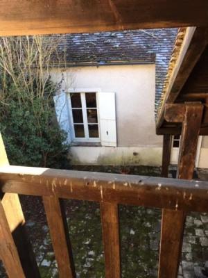 Maison de village VILLIERS SOUS GREZ - 6 pièce (s) - 115 m²